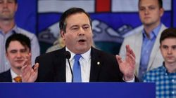Kenney's Merger Plans Might Break Alberta PC Leadership Race