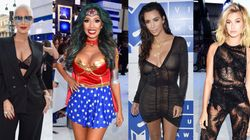 The Best And Worst Dressed Stars At The MTV