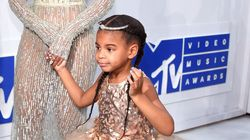 Beyoncé Brought Her Daughter As Her Date To The MTV