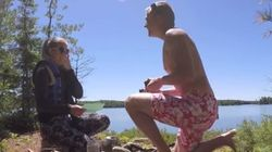 Ontario Couple's Time Capsule Proposal Will Make You