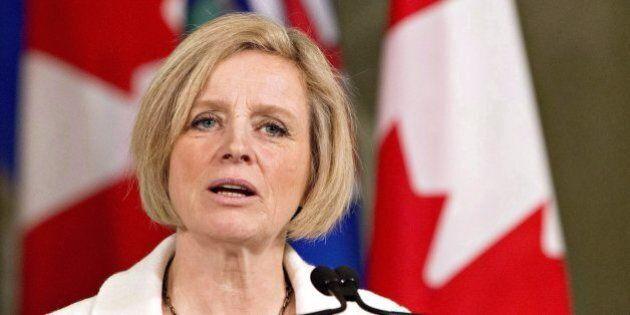 Alberta Budget Won't Change, Despite Deficit: Rachel