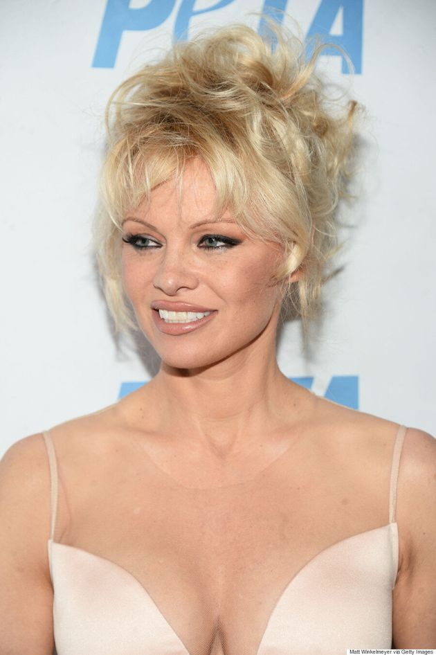 Pamela Anderson Says She Regrets Her Boob