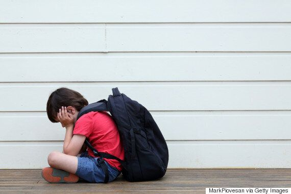 School Anxiety: Surprising Signs Your Kid Is Uneasy About Going