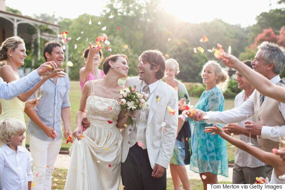 The Average Cost Of A U.S. Wedding Is Actually Down At
