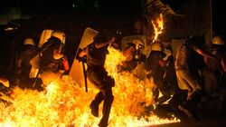Greek Austerity Package Triggers Riots, Political