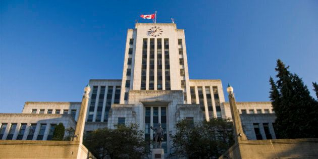 Vancouver Police Beef Up Security After City Employee