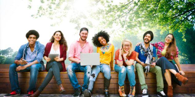 Diversity Teenagers Friends Friendship Team