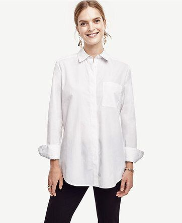 Bring Back The Classic Button Down Shirt This