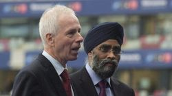 Feds To Make Hundreds Of Troops Available For Peacekeeping