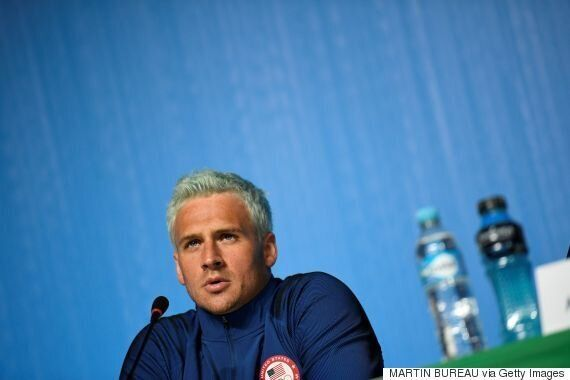 Ryan Lochte Charged By Brazil Police For False Robbery