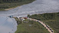 Rising Water Levels Pause Saskatchewan Oil Spill