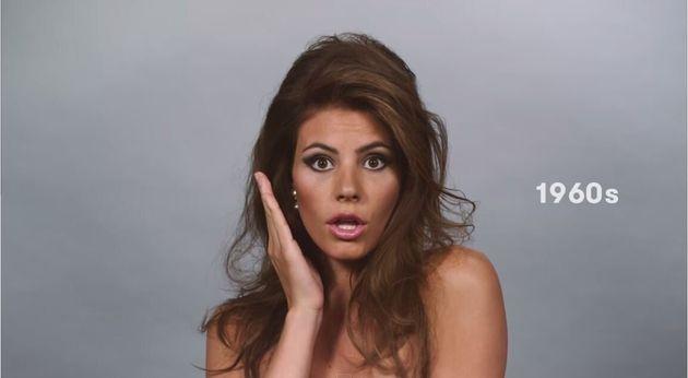 WATCH: 100 Years Of Italian Beauty In 1