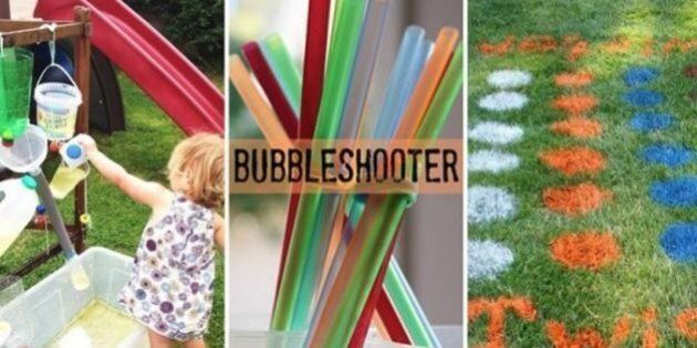 Free Kids Games: Summer Activities That Cost Absolutely