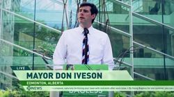Edmonton Mayor Outshines Nenshi With 'West Wing'-Like
