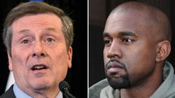 Toronto Mayor Learned The Hard Way That Kanye Isn't