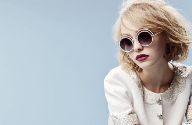 Lily-Rose Depp Lands Her First Chanel