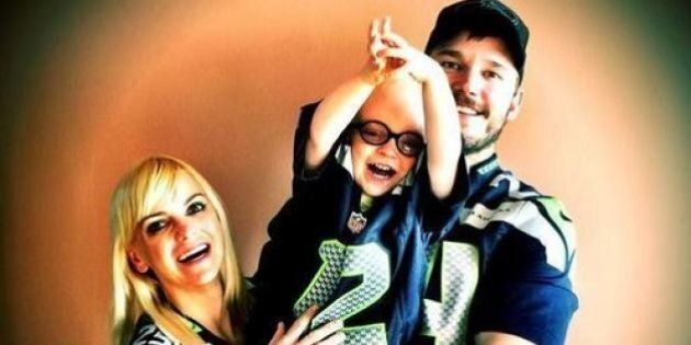 All The Times Chris Pratt And Anna Faris Had The Cutest