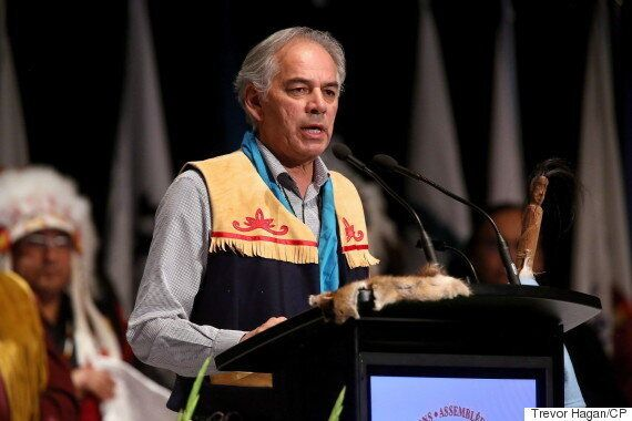 Assembly Of First Nations: Aboriginal People Need Their Own Long-Gun