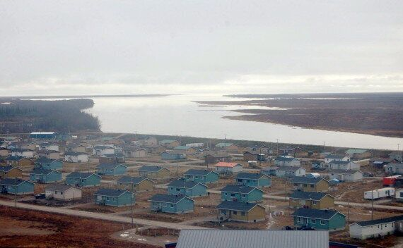 Kashechewan First Nation's Children At Front And Centre Of Recurrent