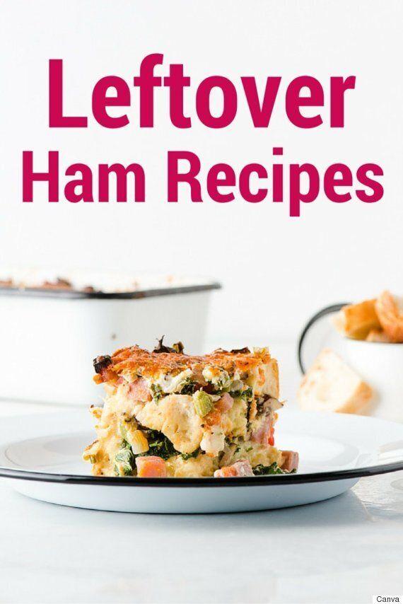 Leftover Ham Recipes: 25 Ways To Enjoy Every