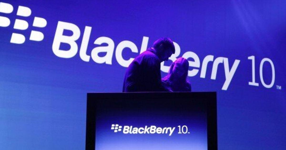 Facebook Drops BlackBerry App Support