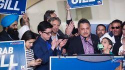 Tory Prab Gill Wins Calgary-Greenway