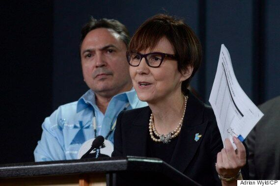 Federal Budget 2016: Grits Blasted For Underfunding Of First Nations Child