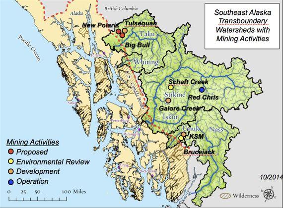 Alaskans Leery Of Bad Neighbours Amid B.C. Gold
