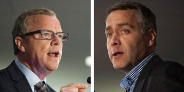 Saskatchewan Election 2016: Politicians Trade Barbs At Leaders'