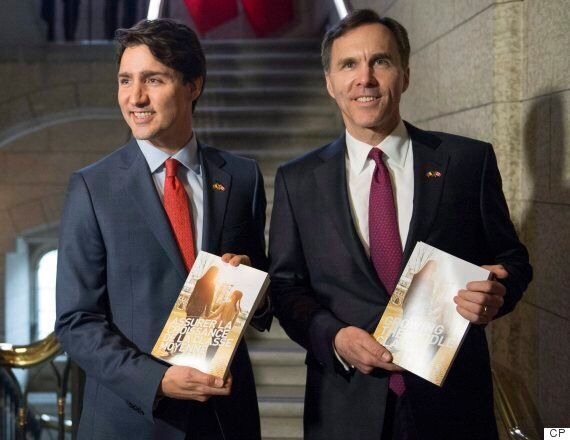 Liberal Budget: Trudeau, Ministers Kick Off Promotional