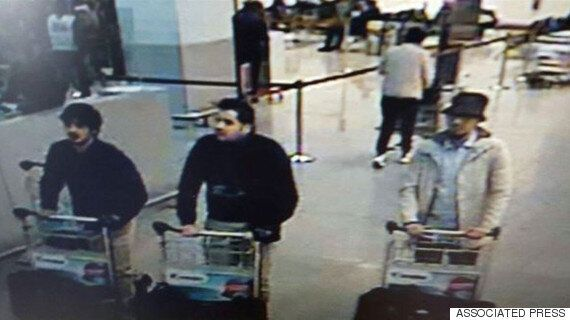Brussels Attack Suspects Identified By Belgian