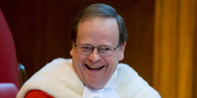 Supreme Court Justice Thomas Cromwell To Retire In