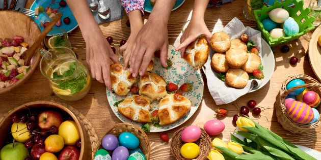 24 filling and delicious Easter potluck recipes