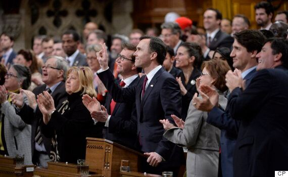 Infrastructure Funding In Liberals' Debut Budget Not As