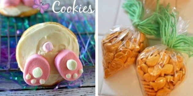 Easter Treats: 15 Fun Ideas For Your Kid's