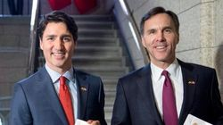 Liberals' Budget Projects $29.4B