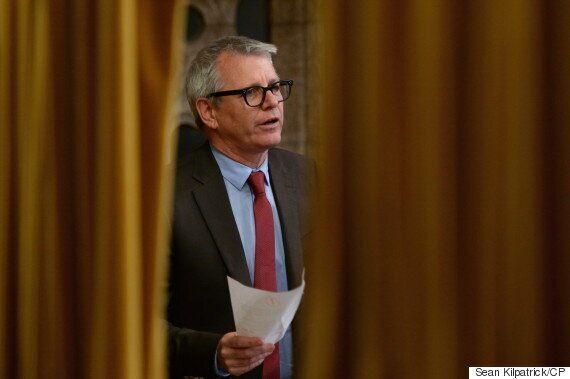 Adam Vaughan, Rob Ford's Former Foe, Pays Tribute To Him In House Of