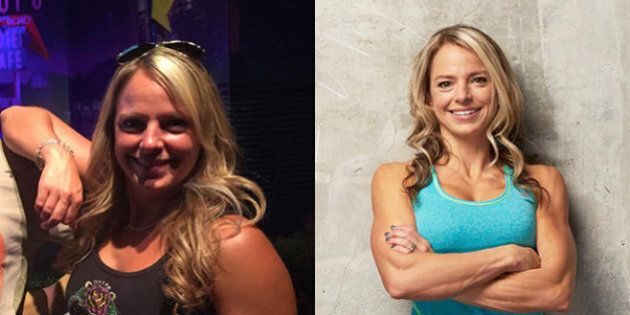 Weight Lost: It Took 11 Months For This Woman To Get Strong And