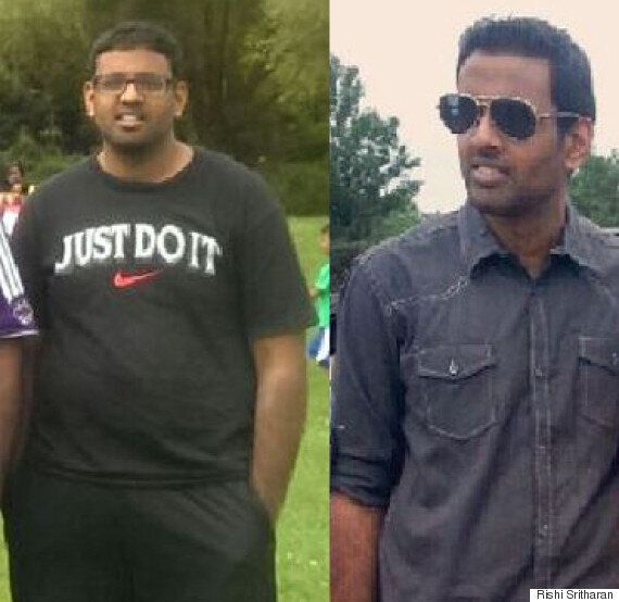 Weight Lost: He Went From 235 To 165 Pounds, Thanks To Counting