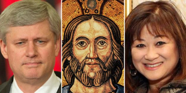 Tory MP Wai Young Compares Jesus' Actions To Harper
