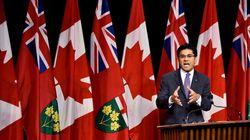 Ontario Bans Police
