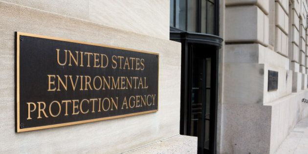 Environmental Protection Agency Headquarters Building in Washington