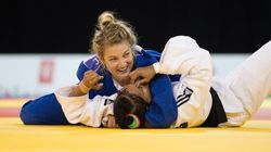 Pan Am Judo Champ Kelita Zupancic's Beauty