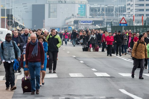 Brussels Attacks Prompt European Airports To Tighten