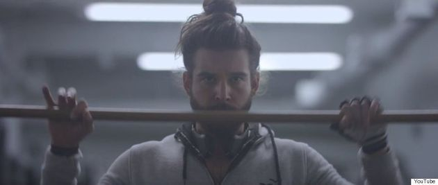 'LOVE, MAN BUN' Video Proves Man Bun Isn't Just A Hairstyle, It's A