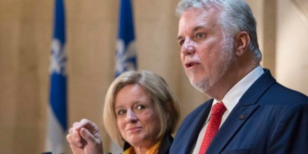 Rachel Notley Hopeful Quebec Will Back Energy East