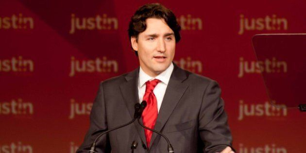 [UNVERIFIED CONTENT] Justin Trudeau speaks as Leader of the Liberal Party of Canada,