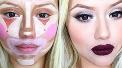 Clown Contouring: The Latest Beauty Trend For A Flawless