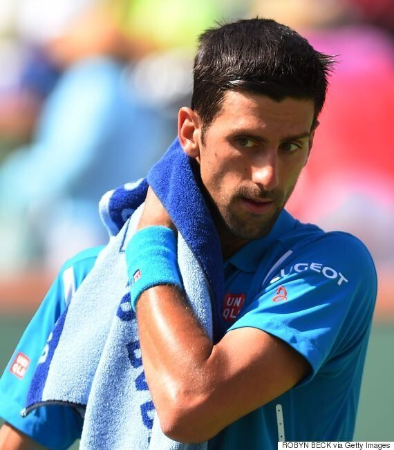 Novak Djokovic Thinks Male Tennis Players Should Fight For More