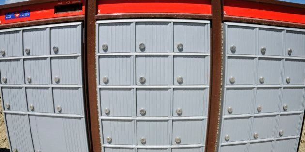 Canada Post's Community Mailboxes Are a